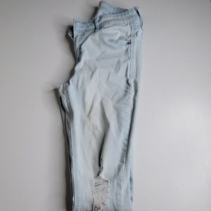 Old navy jeans size 0